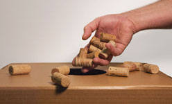 Laurelhurst Cellars is now Recycling Corks through ReCORK! & Laurelhurst Cellars